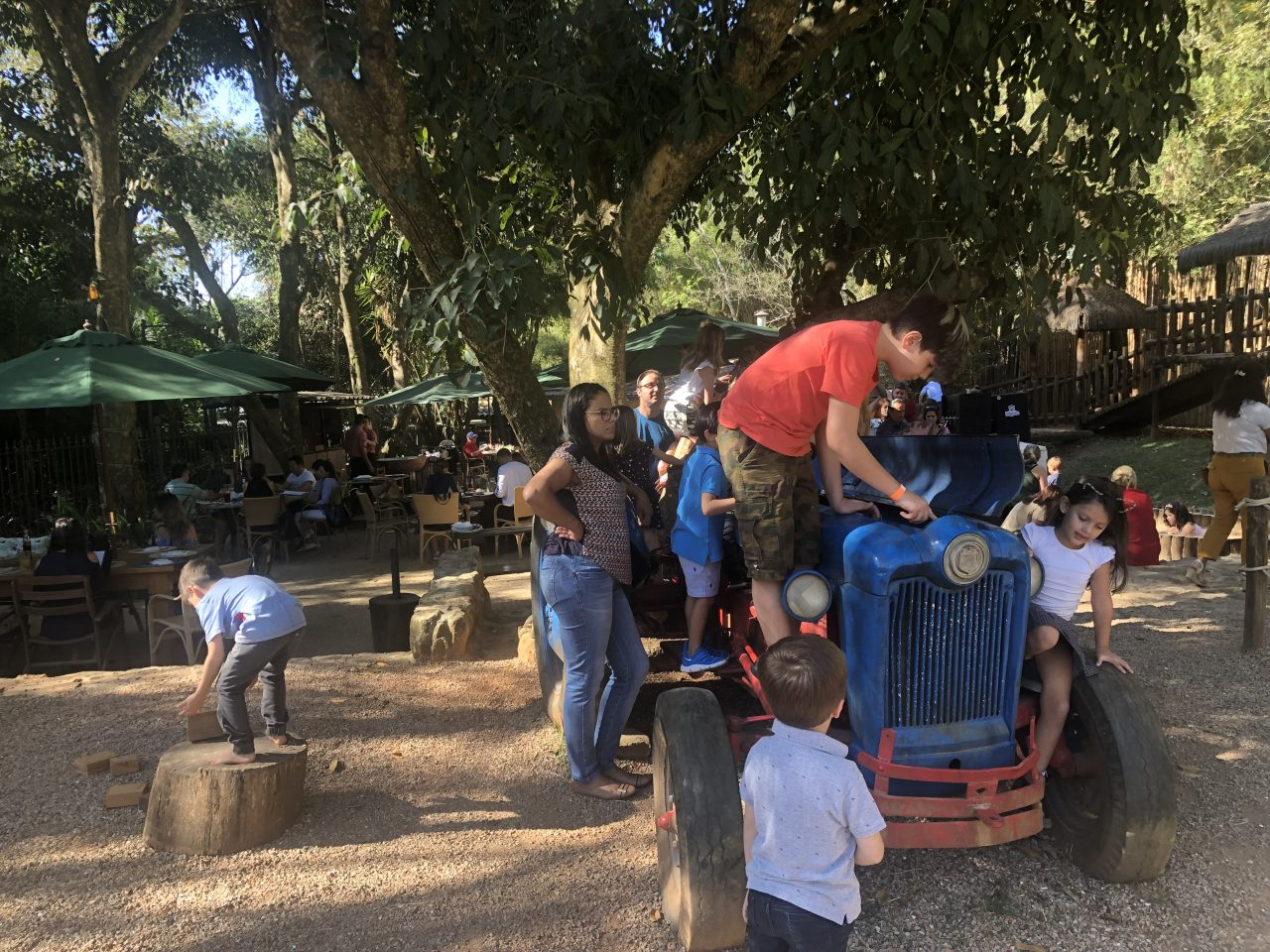 Vila Paraiso Area kids 3 Sporttechtips