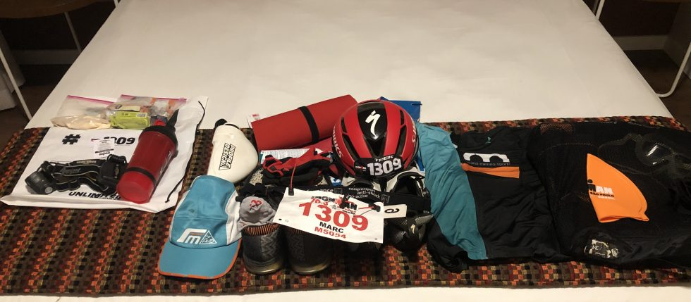 preparativos IM 70.3 SP sporttechtips