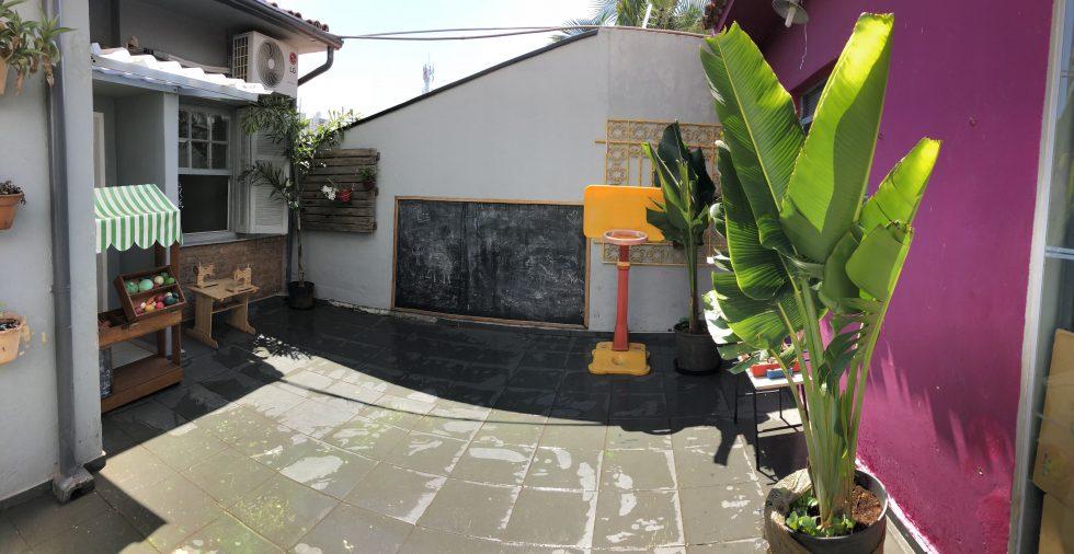 Cafe gato mia area quintal 1