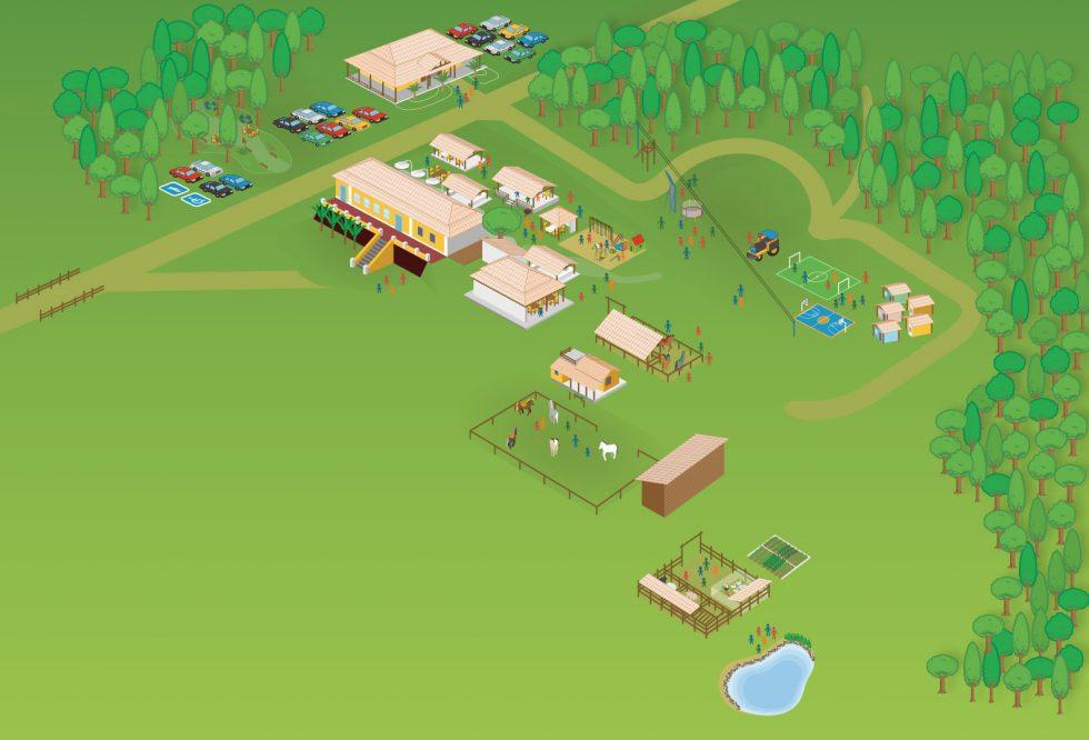 mapa florestapark sporttechtips