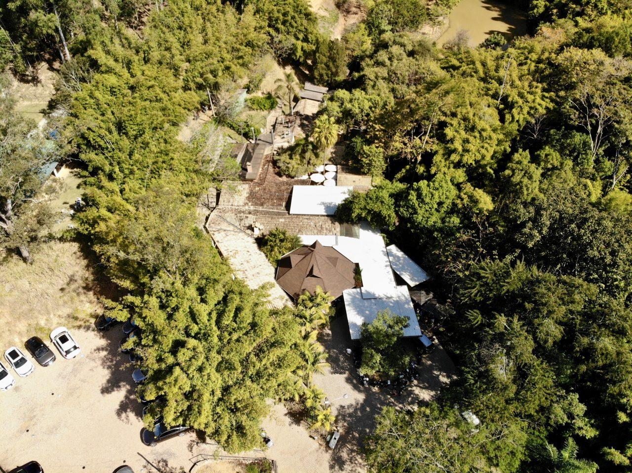 Vila Paraiso Sporttechtips drone view