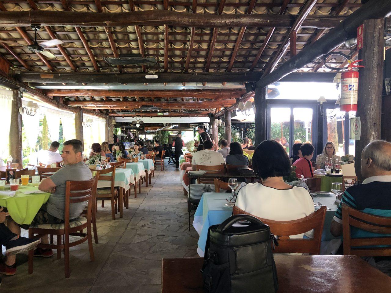 Vila Paraiso Salao 2 Sporttechtips