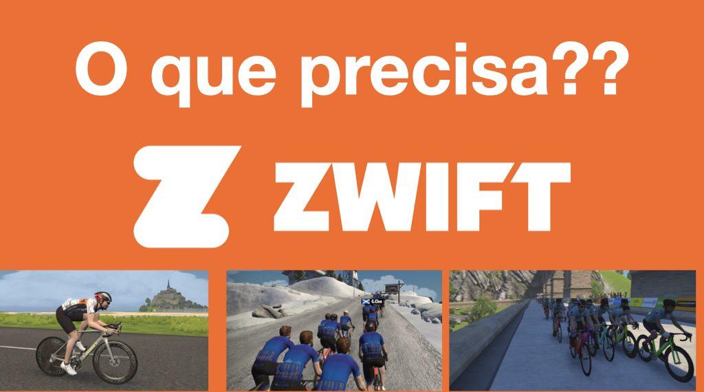 Zwift que precisa